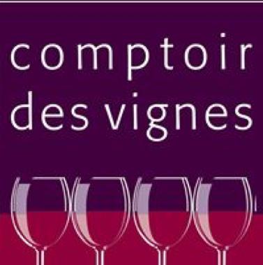 Logo Comptoir des vignes