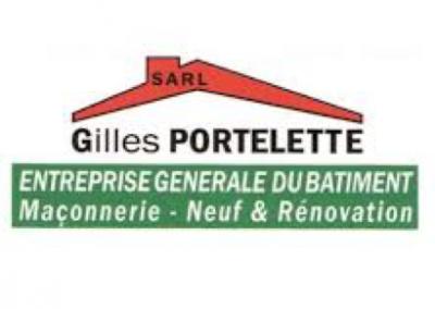 Logo Gilles Portelette