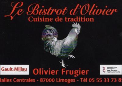Logo Le bistrot d'olivier