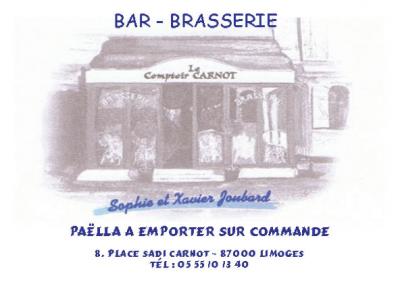 Logo bar brasserie