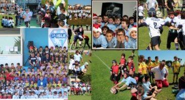 Journées «découverte» de l'école de rugby